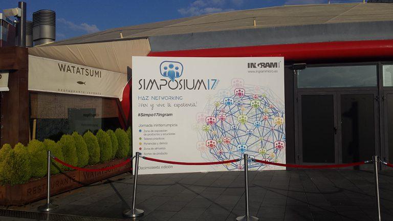 simposium tecnológico de Ingram Micro