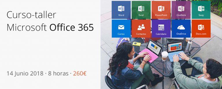 Curso-taller Microsoft Office 365