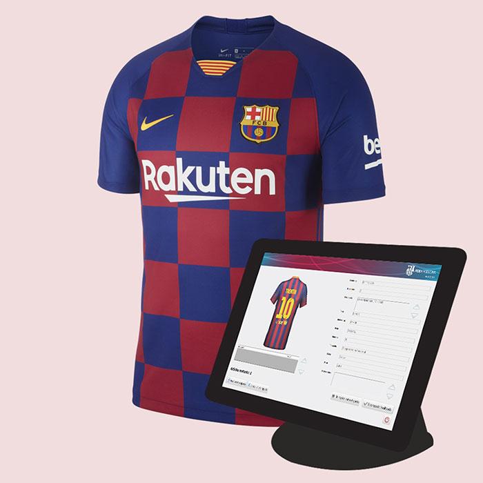 Barça Licensing & Merchandising – Implantación de herramientas para mejora de UX, registro de pedidos y Control de stock