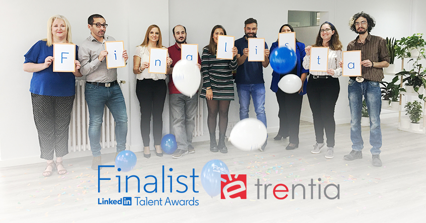 finalistes event #talentawards