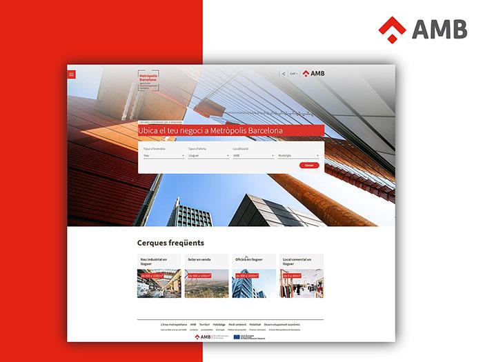 AMB Manteniment de dos aplicacions Web i canvi de Disseny