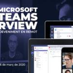 Como sacar el mejor partido a la plataforma de Microsoft Teams