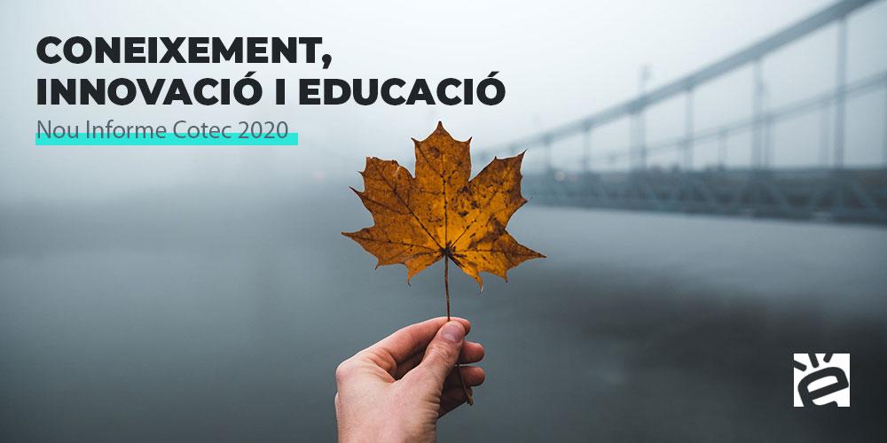Coneixement, innovació i educació