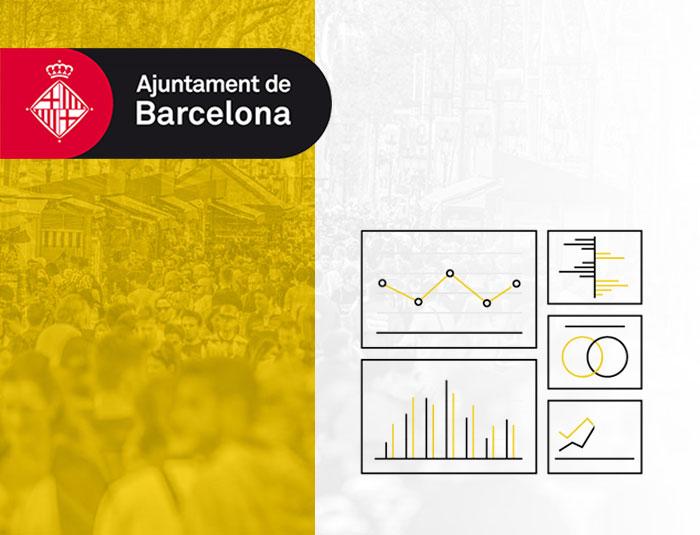 Nueva Plataforma BI/ Microsoft Power BI Oficina de Turismo de Barcelona