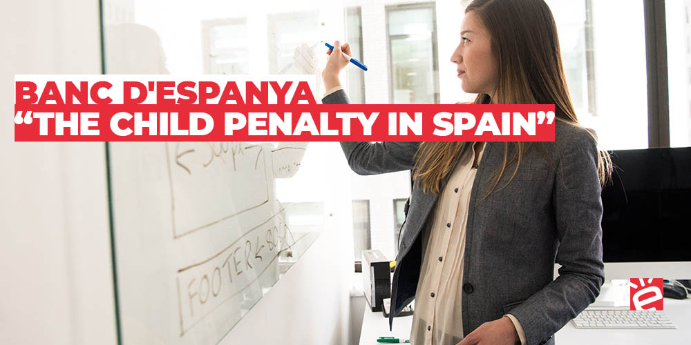 "L'impacte de tenir fills i treballar: informe ""The Child Penalty in Spain"""
