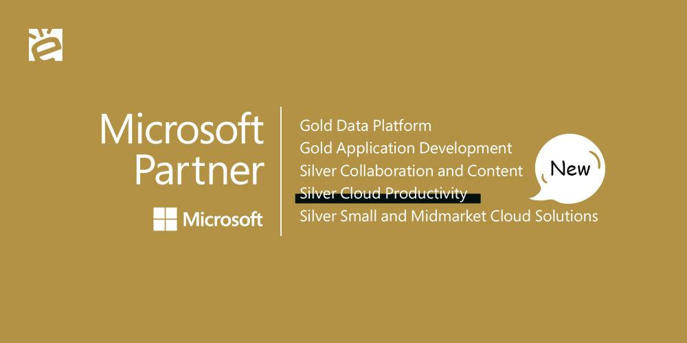Nueva competencia Microsoft: Silver. Cloud Productivity