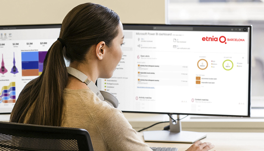 Etnia Barcelona despliega Microsoft Power BI con Trentia