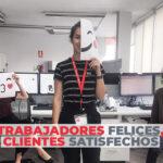 La fórmula de la felicidad en el trabajo: ¿existe?