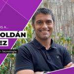 Hoy entrevistamos a….David Roldán Martínez, experto y divulgador en Tecnología.