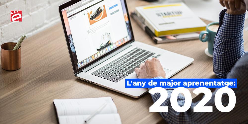 L'any de major aprenentatge: 2020