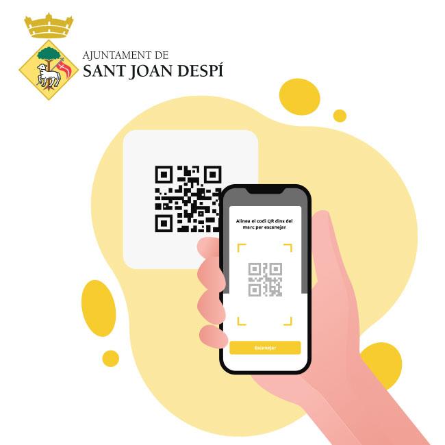 Reserva de Cita Previa del Ayuntamiento de San Joan Despí