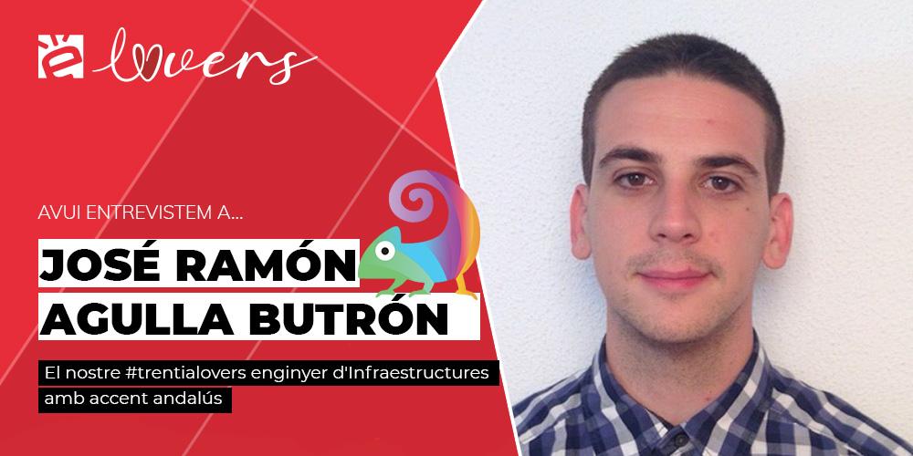 El nostre Trentia Lovers de febrer és… José Ramón Agulla Butrón