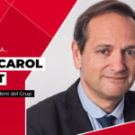 Avui entrevistem a...Sergio Carol Llopart, director de l'àrea de Talent del Grup Catalana Occident.