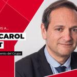 Hoy entrevistamos a…Sergio Carol Llopart, director del área de Talento del Grupo Catalana Occidente