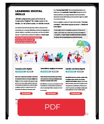 Como afrontar la nueva era digital learning digital skills