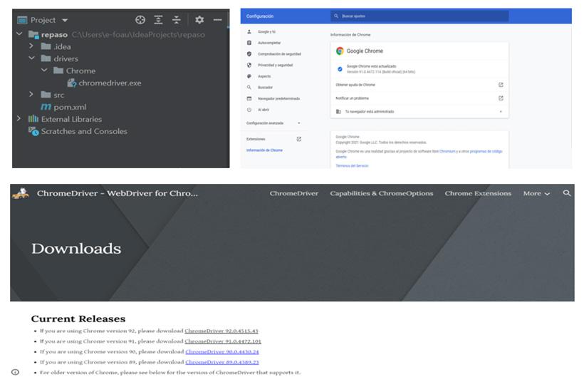 Creación de un Page Object Model