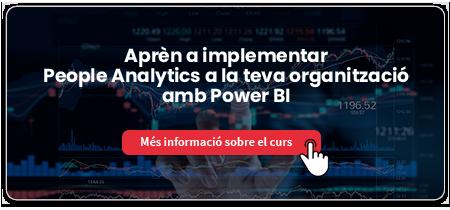 Aprèn a mesurar i potenciar el Talent de la teva Companyia amb People Analytics i Power BI