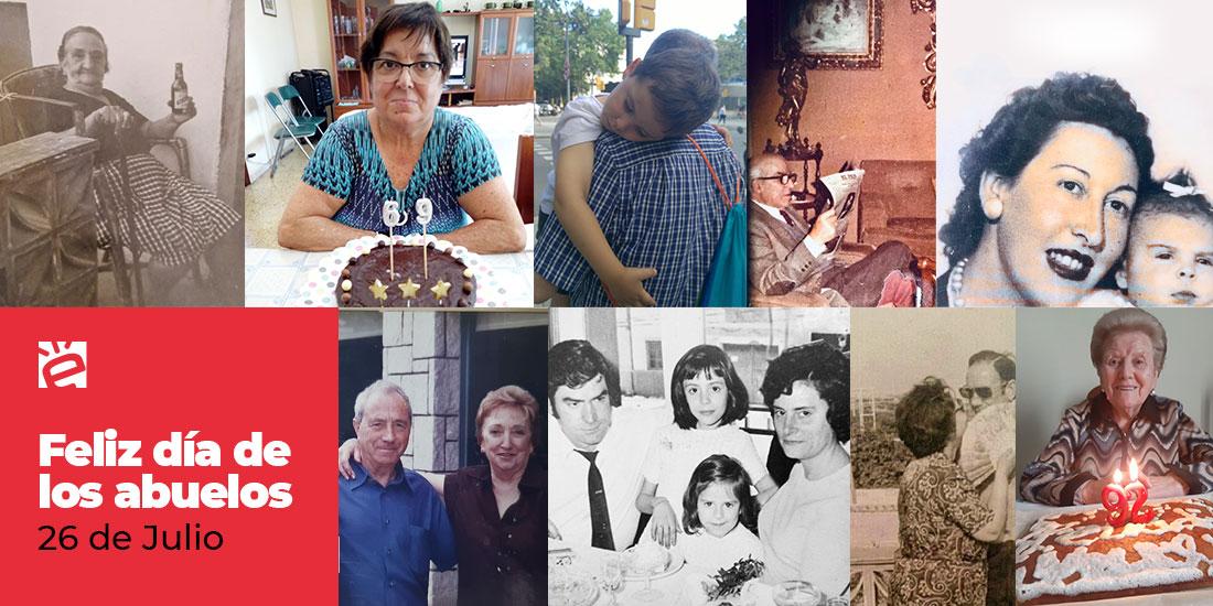 Nuestros abuelos y abuelas, nuestros héroes y heroínas